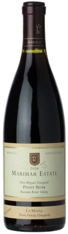 Marimar Estate - Pinot Noir 2008