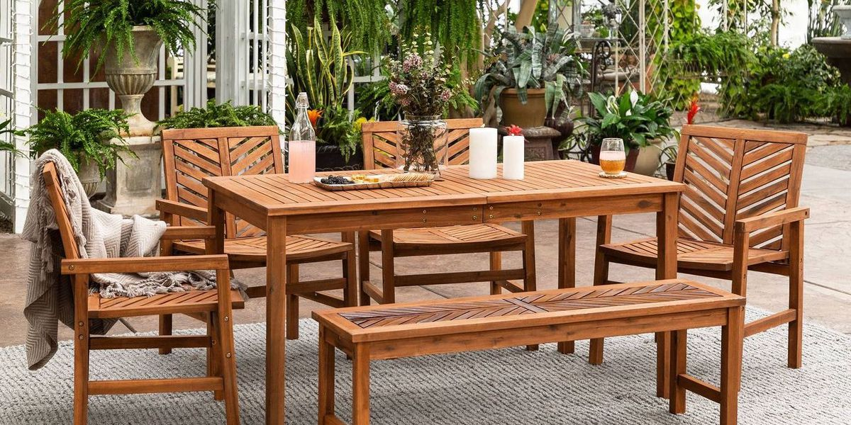 Garden Furniture Maintenance