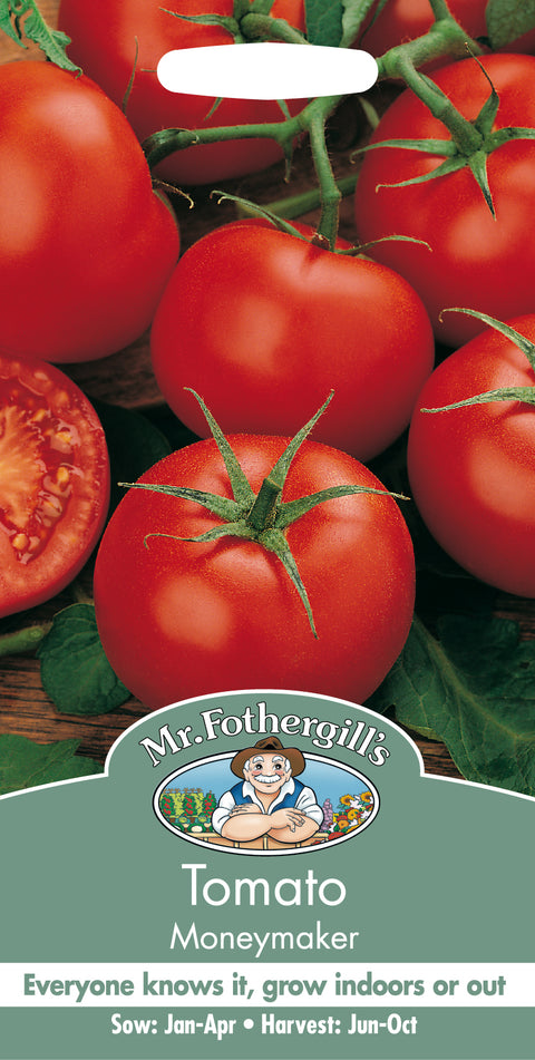 Mr Fothergills Tomato Moneymaker Seeds