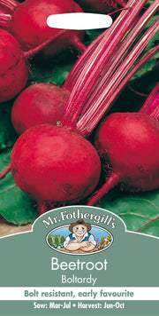 Mr Fothergills Beetroot Boltardy