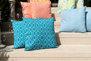 Dalia Blue Scatter Cushion - 45cm