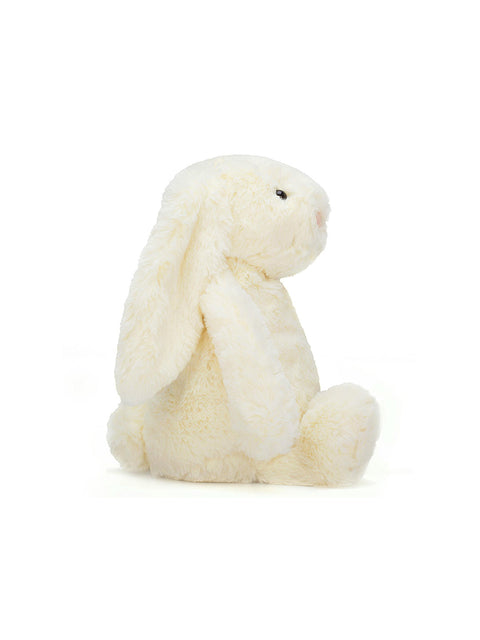 Jellycat Soft Toy Bashful Cream Bunny Small