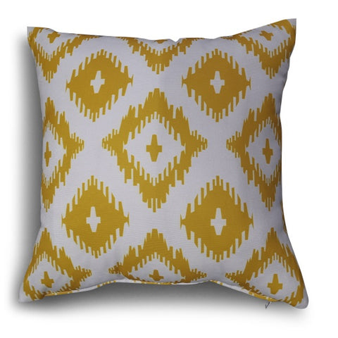 Dreamland Yellow Scatter Cushion