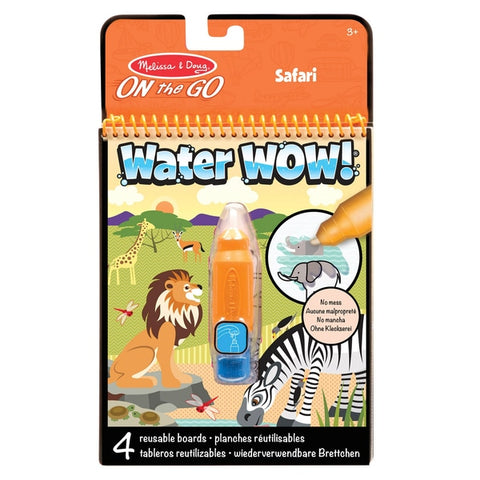 Melissa & Doug Water Wow Assortment Safari