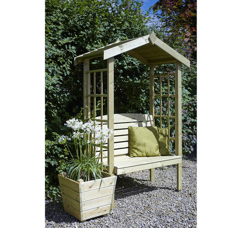 Winster Arbour Seat