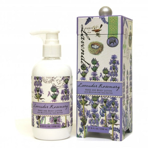 Michel Design Hand & Body Lotion Lavender Rosemary 236ml