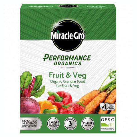 Miracle-Gro Fruit & Veg Feed Performance 1Kg