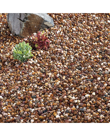 Quartzite Pea Gravel 10mm