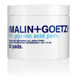 Resurfacing 10% glycolic acid pads