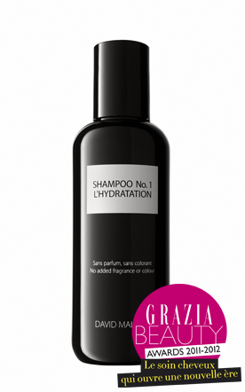 David Mallet Shampoo no.1 L'Hydratation