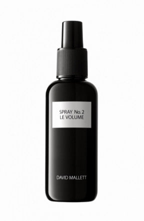David Mallet Spray no. 2 Le Volume