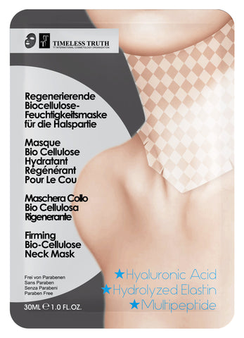 Firming Bio-Cellulose Neck Mask