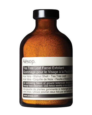 Aesop Tea Tree Leaf Exfoliant