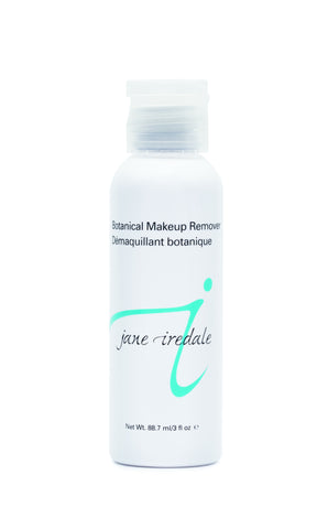 Botanical make up remover