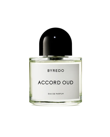 byredo parfum accord oud