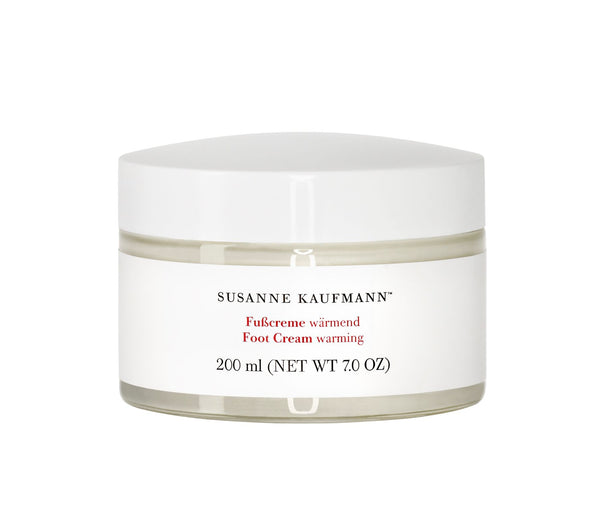 Warming Foot Cream