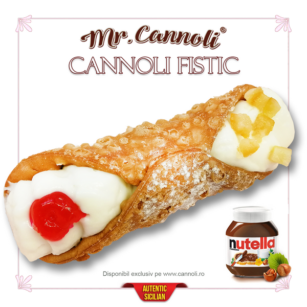 Mr. Cannoli® Nutella