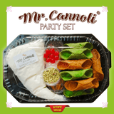 Mr. Cannoli® Party Set - 50 Bucati - Cannoli.ro