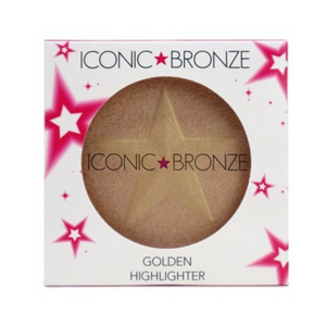 Iconic Bronze Golden Galaxy Highlighter