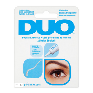 DUO Striplash Adhesive - White Clear