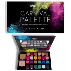 bPerfect Cosmetics Carnival Palette by Stacey Marie MUA