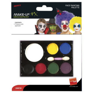 Smiffys Face Painting Palette