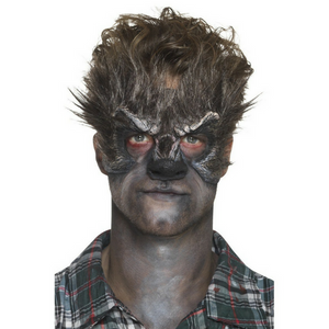Smiffy's FOAM LATEX WEREWOLF HEAD PROSTHETIC
