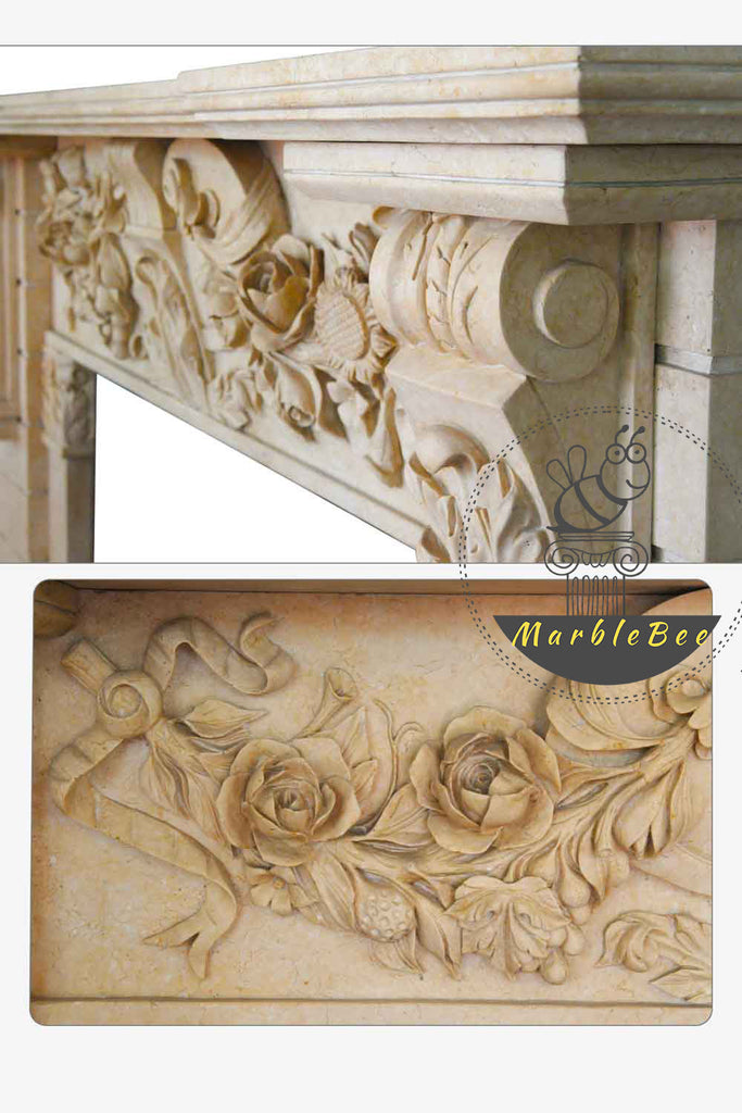 hand-carved-marble-mantel