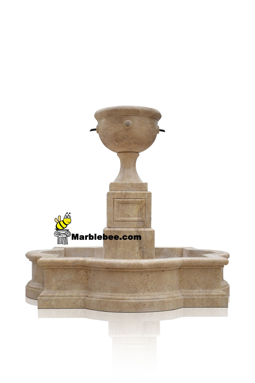 Contemporary design fountain
