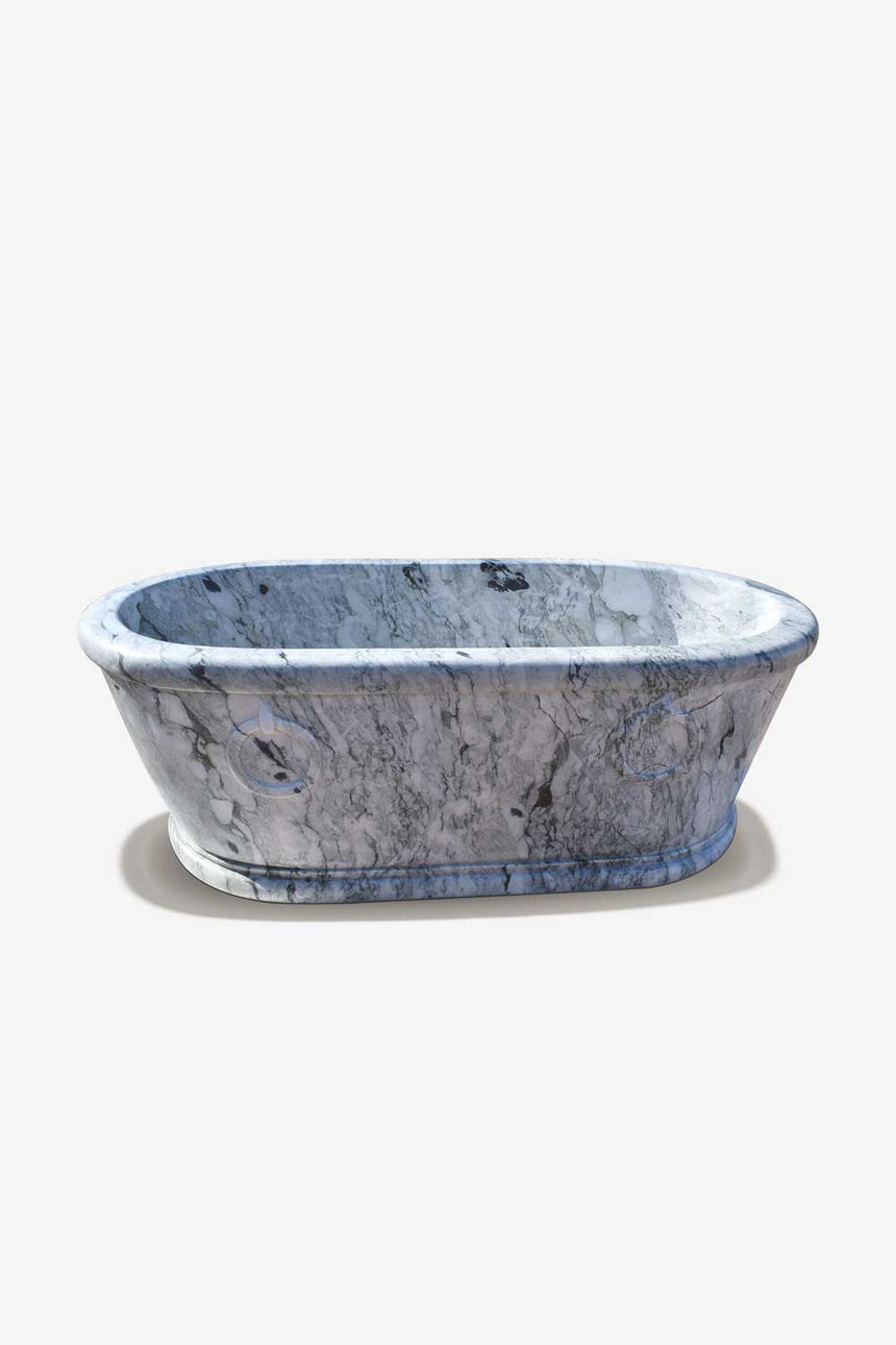 Stone bathtub Carrara