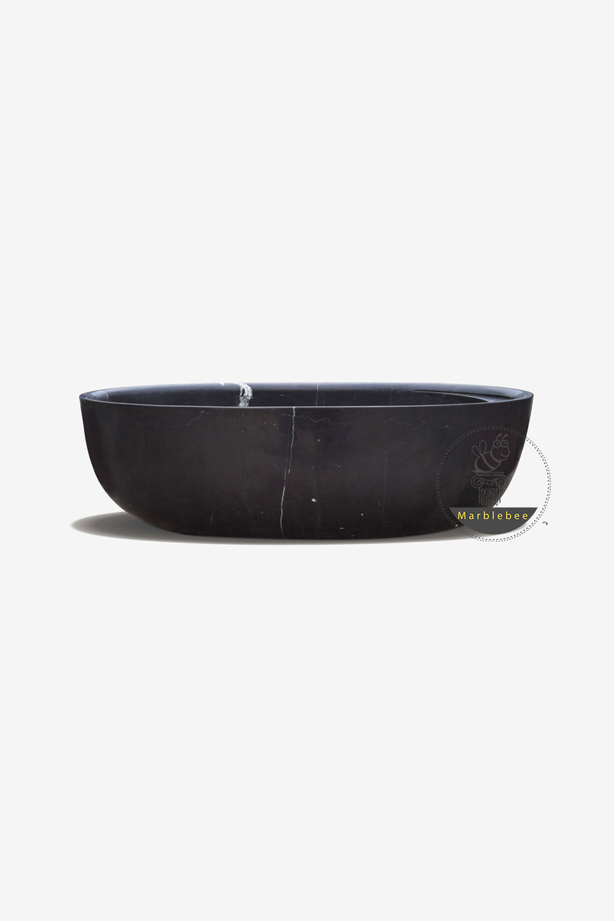 Black Marble bathtub