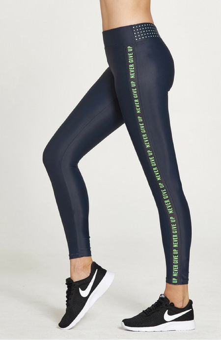 OT Seamless - Blue Gradient Leggings