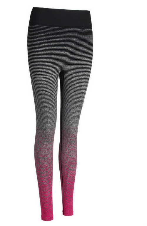 OT Seamless - Pink Gradient Leggings