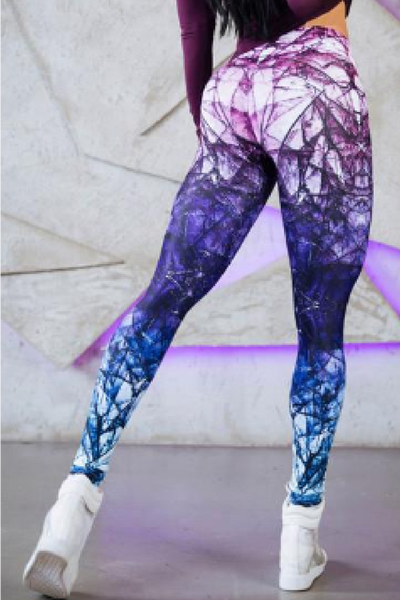 Gradient Spark Tights