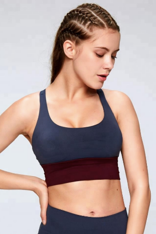 Spell Sports Multi-Way Crop Top Bra