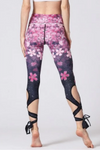 Cherry Blossom Dance Leggings