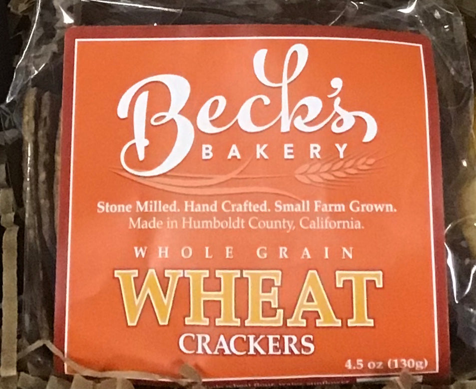 Beck's Crackers Wheat & Rye Crackers are in Stock!