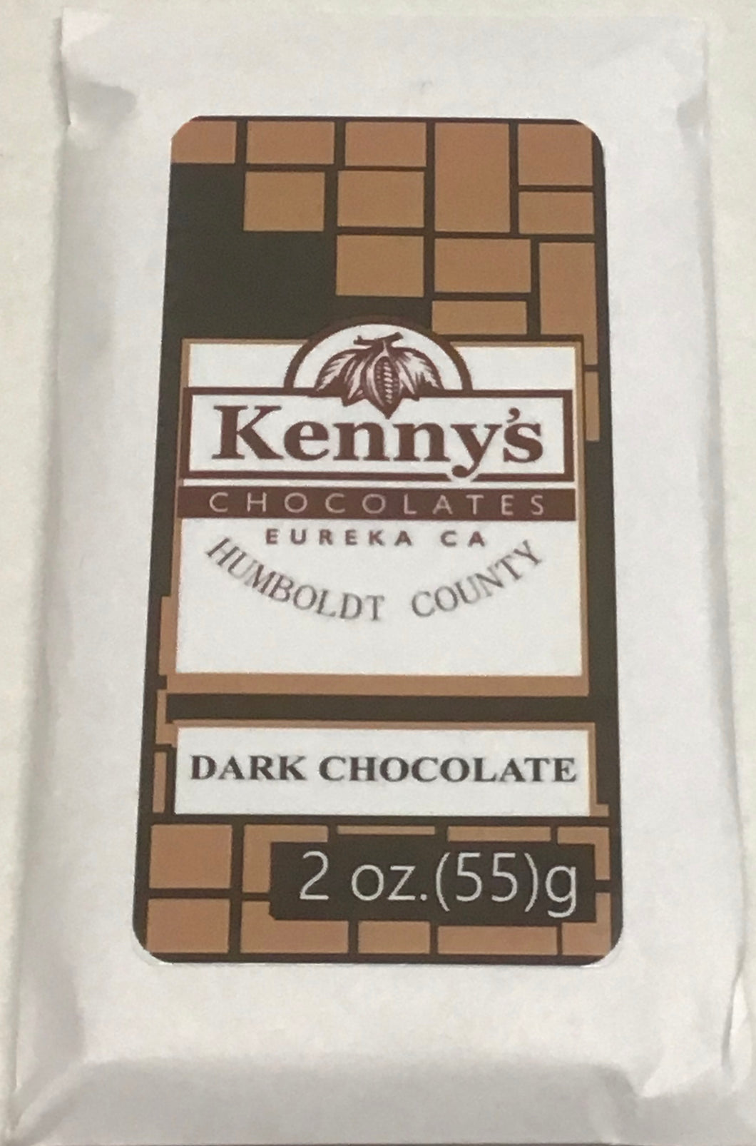 Kenny's Milk Macadamia Chocolate Bar [Sold Out]