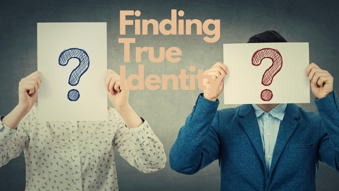 "alt=""Finding True Identity article by Blissful Faith LLC"""
