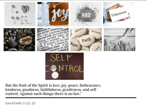Identity Memory Verse Cards