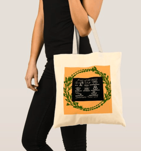 Fruit of the Spirit Budget Tote Bag