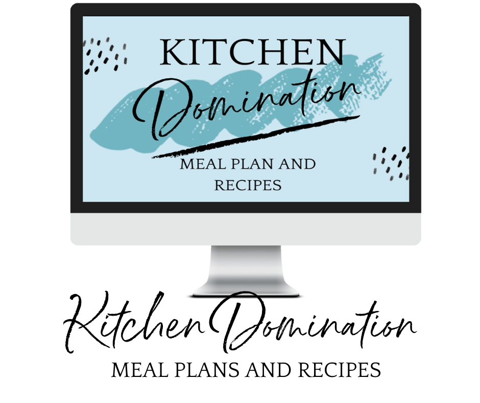 30 Day Meal Plan PLUS Bonus Recipes
