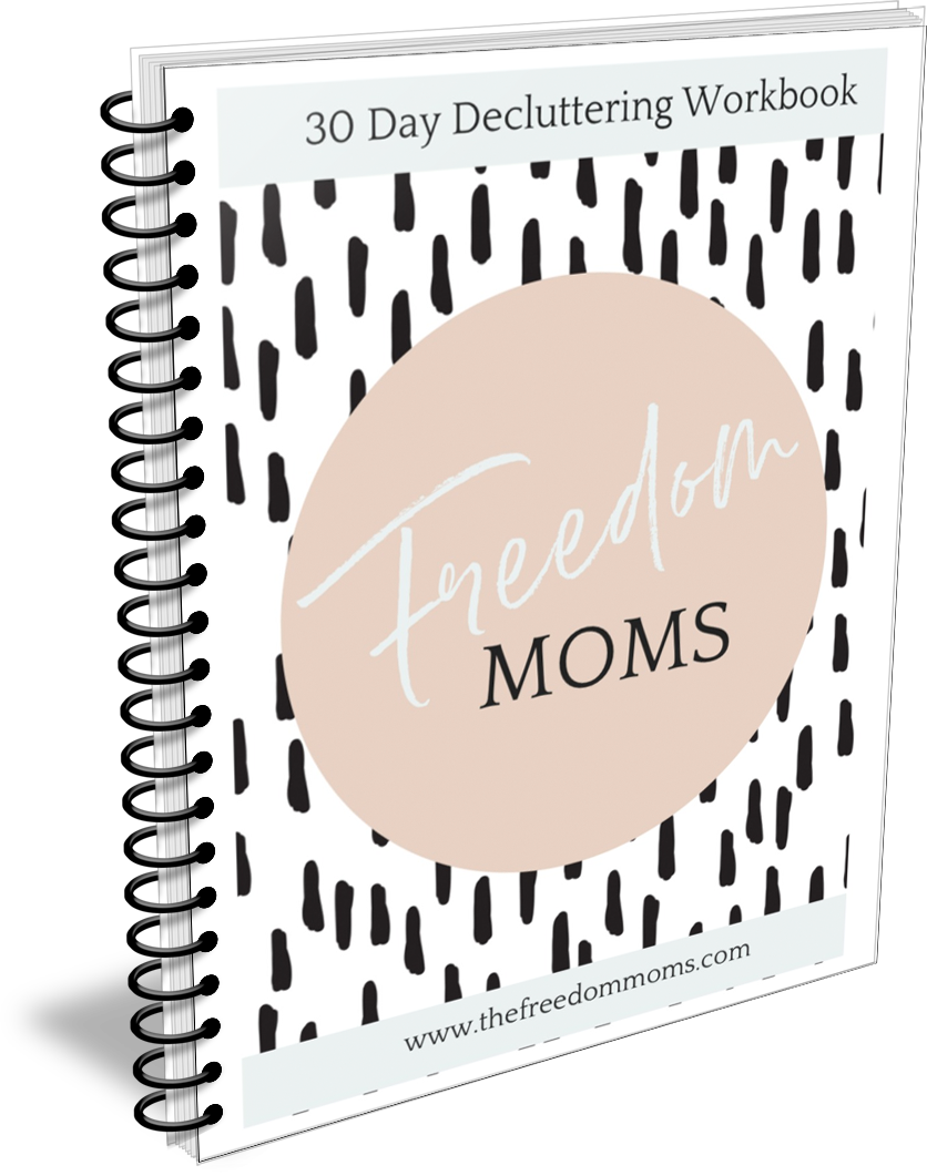 30 Day Decluttering Workbook