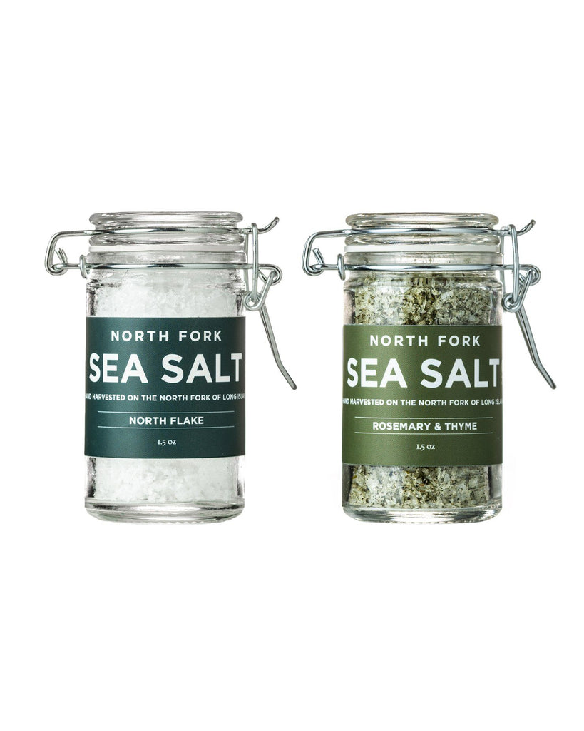 Gift Pack North Fork Sea Salt
