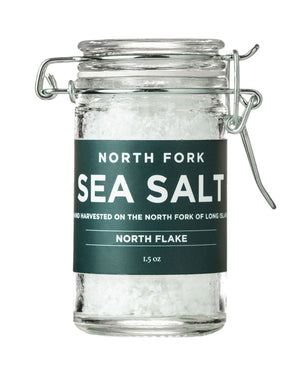 Open image in slideshow, North Flake 1.5oz North Fork Sea Salt
