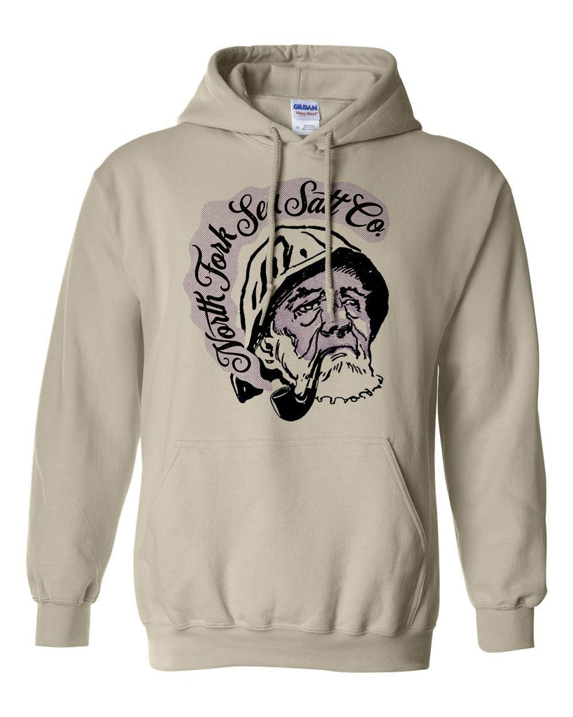 Old Smoke Hoodie North Fork Sea Salt