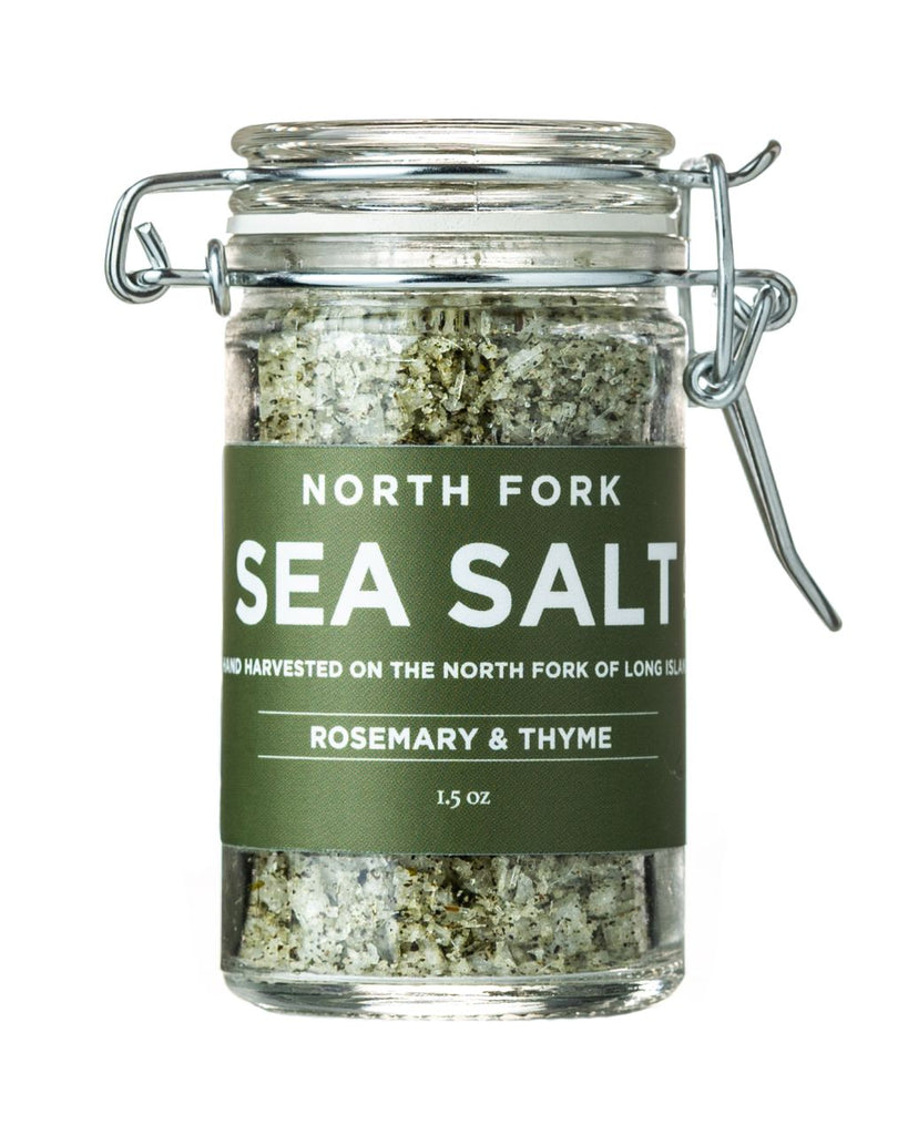 Organic Herb Blend 1.5oz North Fork Sea Salt