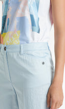 Lade das Bild in den Galerie-Viewer, Marccain High-Waist-Baumwoll-Shorts