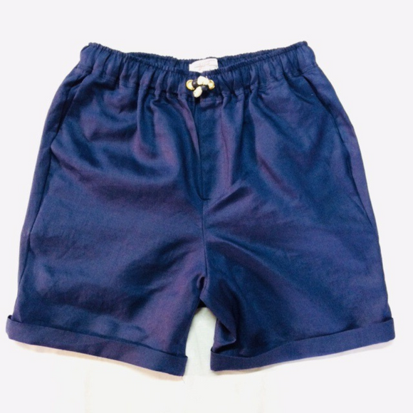 Male Beach linen Trunks Shorts