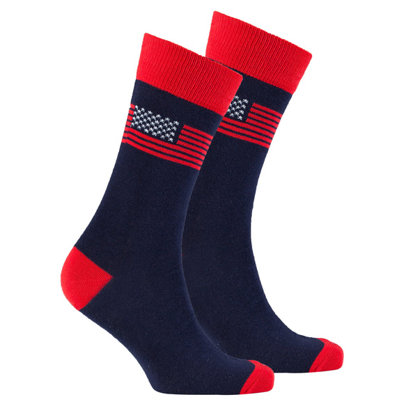 Usa Flag Socks | Adults